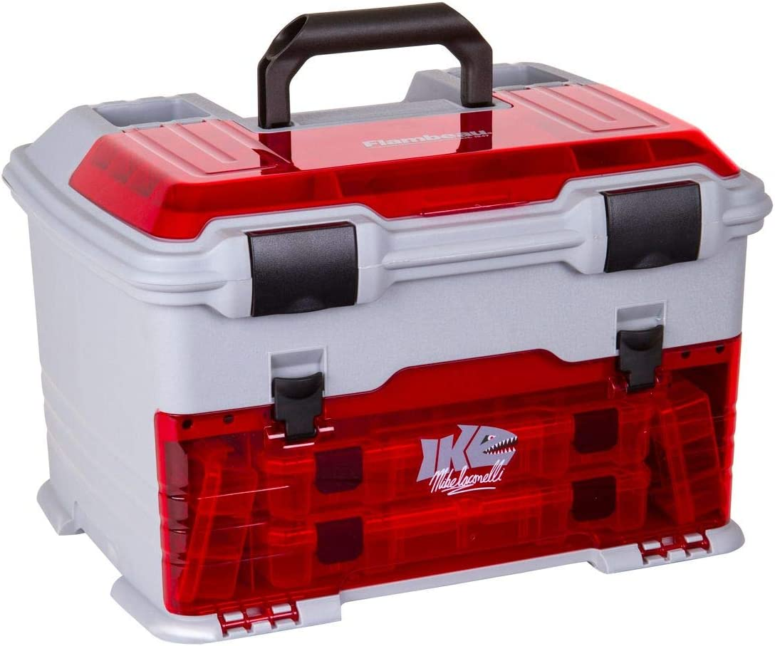 Flambeau Outdoors Max 49% OFF Multiloader Tackle Fishing Over item handling Orga Station Boxes