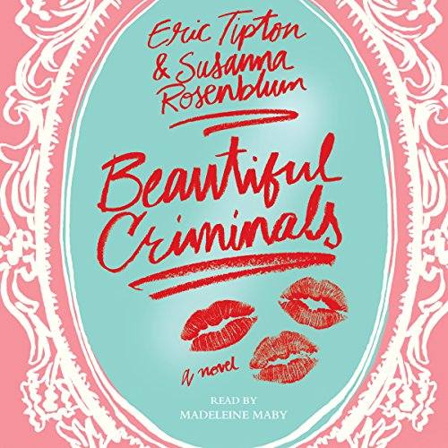 Beautiful Criminals audiobook cover art