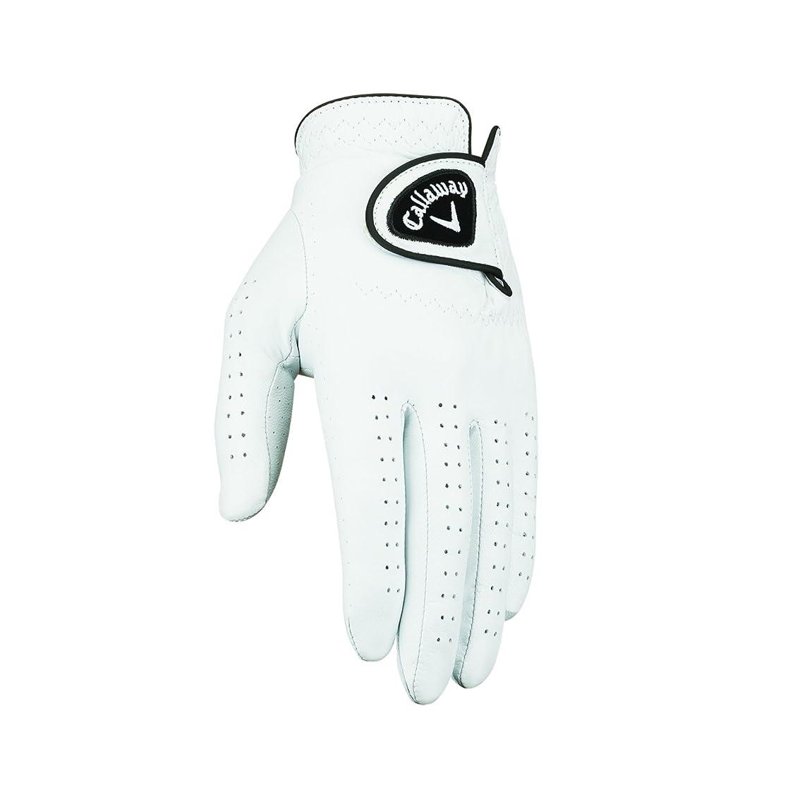 Callaway Men's Dawn Patrol Golf Glove (Leather), Prior Generation