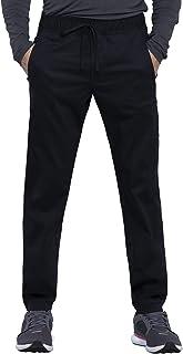 Cherokee Workwear Revolution Men's Natural Rise Straight Leg Jogger Scrub Pant