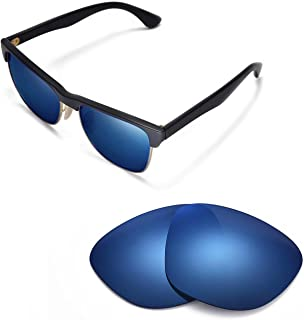 Walleva Replacement Lenses for Ray-Ban RB4175 57mm Sunglasses - Multiple Options
