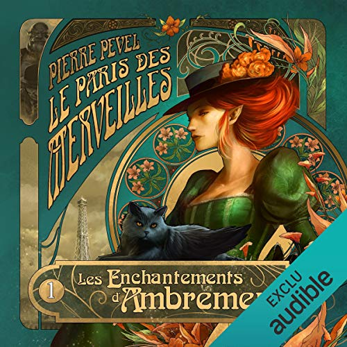 Couverture de Les Enchantements d'Ambremer