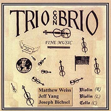 The Original Trio Con Brio