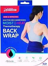Bed Buddy Moist Heat Thermatherapy Back Wrap