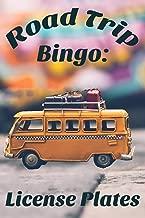 Road Trip Bingo: License Plates: The bingo game for people who road trip