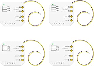 Insteon Micro Dimmer Module (4 Pack)