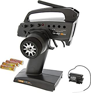 HPI 1/10 RS4 Sport 3 4WD Drift TF-41 3-CH RADIO TRANSMITTER & RF-41WP RECEIVER
