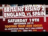 RCW vs BEW Britain's Rising II