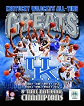University of Kentucky Wildcats All Time Greats Composite Photo (Size: 8