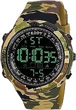 Eddy Hager 805 Digital Aamy Sports Watch - for Men