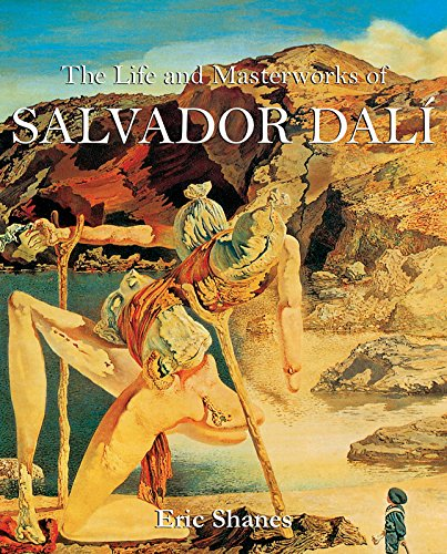 The Life and Masterworks of Salvador Dalí (Temporis Collection) (English Edition)