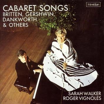 Cabaret Songs - Live at Dartington and Blackheath Concert Halls