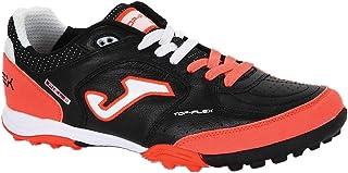 7b91d8d1 Joma Zapatos de Futbol Sala Hombre - Top Flex 401 Black/Red Turf - Varios