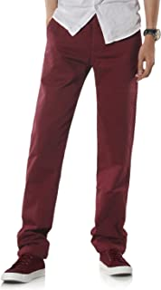 1a35469f592 Demon&Hunter 900X Classic-Fit Series Men's Chinos Trousers
