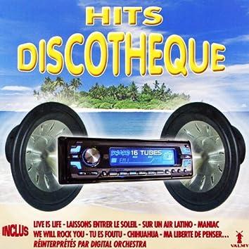 Hits discothèque Vol. 3 (16 sélections DJ clubs)