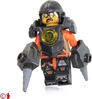 LEGO Ultra Agents Minifigure - Drillex (with Drilling Fists) 70168