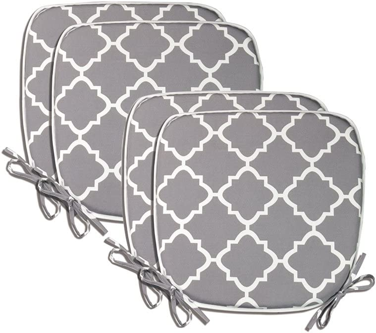 Pcinfuns Indoor Large special price !! Outdoor All Weather Chair Gar Seat Spring new work one after another Pads Cushions