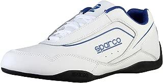 Sparco S0751740NRAZ Zapatillas Practice Negro//Blue Talla 40