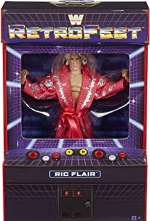 RetroFest WWE Elite Exclusive RIC Flair Wrestling Action Figure Limited Edition
