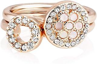 Buckley London Women Purley Stacker Ring S