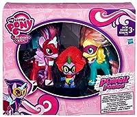 輸入マイリトルポニーハズブロhasbro、おしゃれなポニー My Little Pony Power Ponies [並行輸入品]
