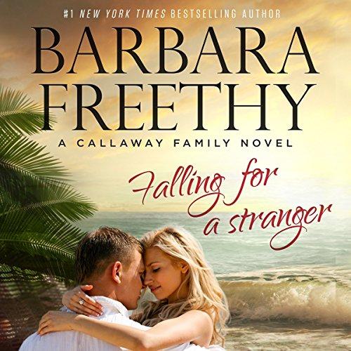 Falling for a Stranger audiobook cover art