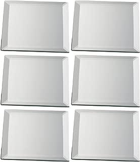 Best 4x4 beveled mirror tiles Reviews