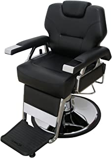 BR Beauty K.O. Professional Barber Chair