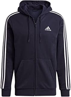 adidas Men's M 3s Fl Fz Hd Sport Jacket