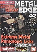 Metal Edge-Extreme Guitar: Pentatonic Licks for [DVD] [Import]