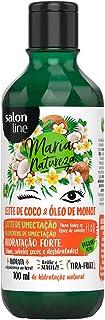 Leite de Umectação - Maria Natureza Hidratação, 100 ml, Salon Line, Salon Line