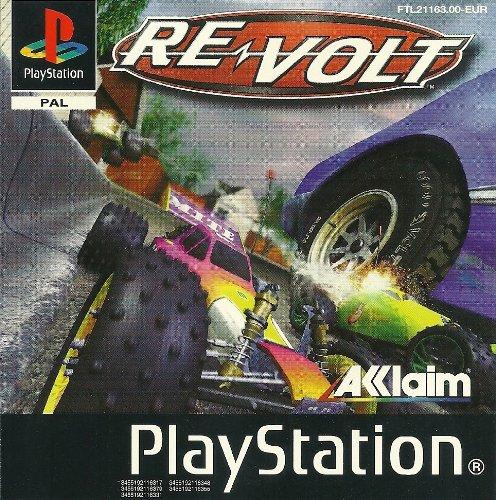PS1 - Re-Volt