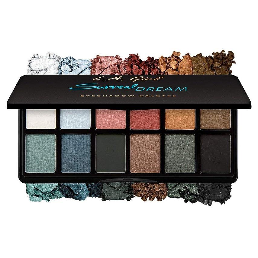 つなぐ航海ハグ(3 Pack) L.A. GIRL Fanatic Eyeshadow Palette - Surreal Dream (並行輸入品)