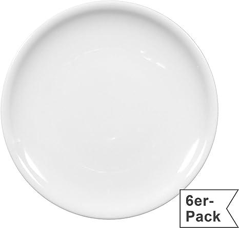 Seltmann Weiden Sketch Weiß uni Schüssel eckig 25 cm Suppenschale Suppenteller
