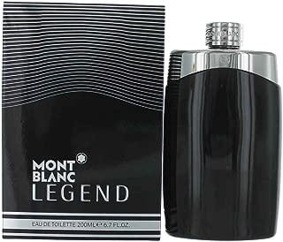 Mont Blanc Legend by Mont Blanc EDT Cologne for Men 6.7 OZ.