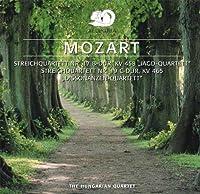 String Quartets (New Hungarian Quartet) by Wolfgang Amadeus Mozart