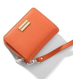 FuYu 財布 旅行用 多機能 大容量 シンプル タッセル レディース 二つ折り カード ミニ財布 小銭入れ ウォレット 人気 かわいい おしゃれ ギフト 6カラー(専用化粧箱付き)
