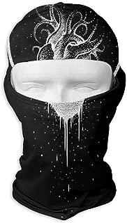 Gomop Ski Cap The Bleeding Heart Full Face Mask Hunting Cycling Masked Hoods Hat