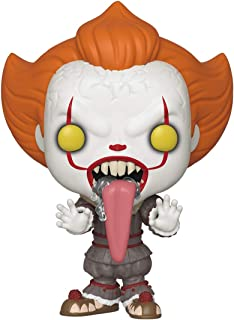 Funko Pop! Movies: It: Chapter 2- Pennywise with Dog Tongue