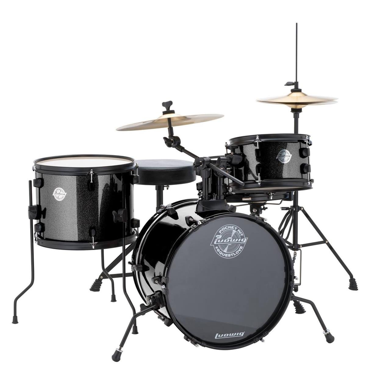 Ludwig LC178X016 Questlove Pocket Sparkle