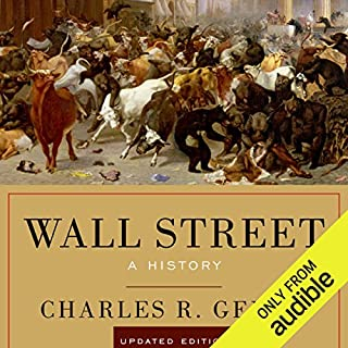 Wall Street audiobook cover art