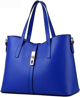 New Women/Female Fashion Boutique Top Handle Handbag Crossbody Shoulder Purse Tote Satchel PU