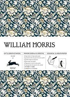William Morris Gift & Creative Paper Book Vol. 67 (Gift & Creative Paper Books) (English, Spanish, French and German Edition)