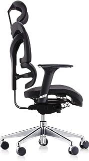 Silla ergonómica de oficina Modelo Verónica. Cuida de tu cuello, espalda y lumbares.