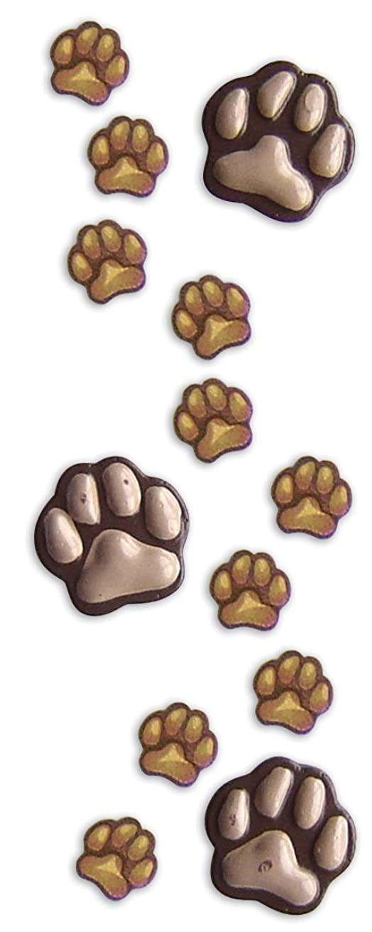 Jolee's Boutique Dimensional Sticker, Paws