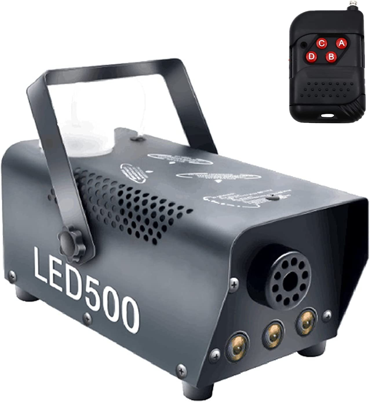 shop GAX Portable Fog Machine 500W Overseas parallel import regular item Professional W Smoke with
