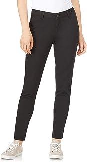 WallFlower Women's Juniors Skinny Stretch Trouser Pants