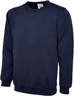 Uneek UC203 Polyester/Cotton Unisex Classic Sweat Shirt