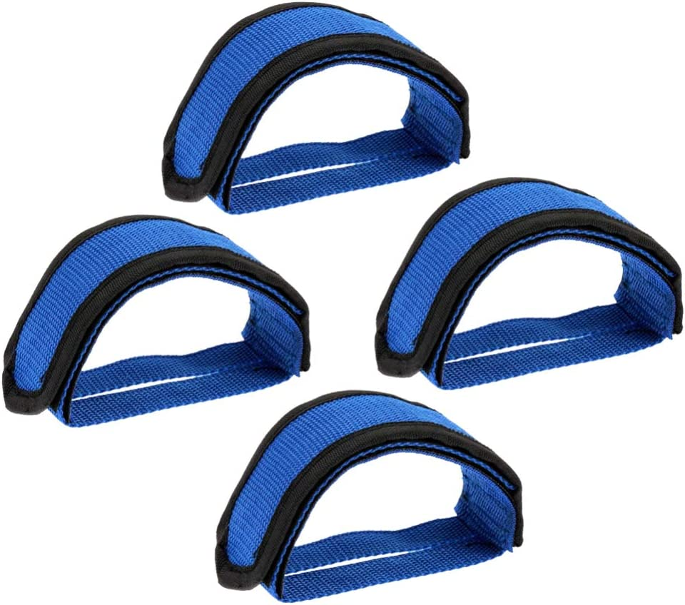 Wakauto 2 Pairs Chicago Mall Bike Feet Straps Pedal 100% quality warranty Bicycle