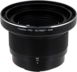 Fotodiox Pro Lens Mount Adapter Compatible with Mamiya RB67 and RZ67 Lenses to Canon EOS EF/EF-S Cameras